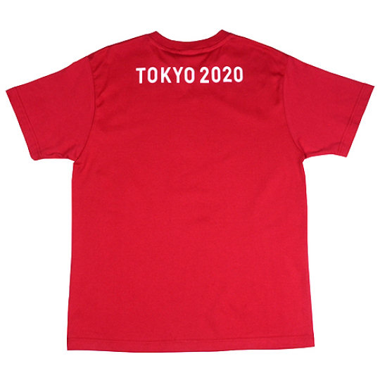 Tokyo 2020 Olympics Official T-shirt