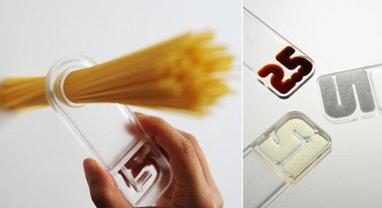 Number Measuring Spoon Set
