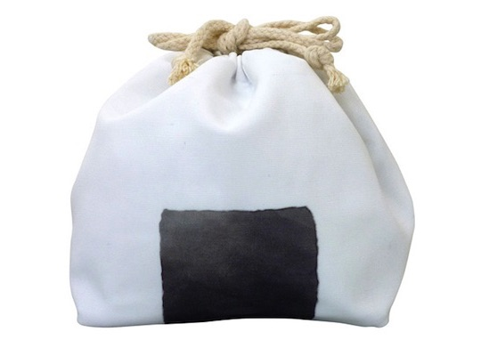 Onigiri Rice Ball Bento Pouch