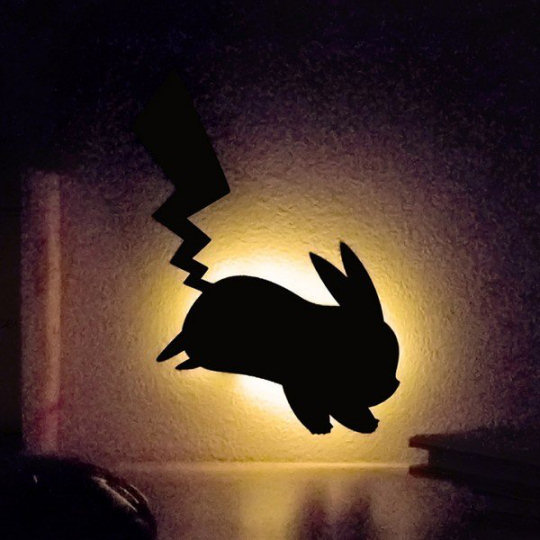 Pokemon LED Wall Light