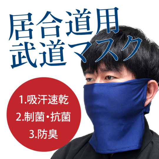 Iaido Martial Arts Face Mask