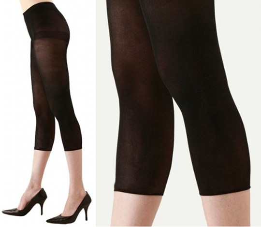 Mint Anti-UV Tights Compression Leggings Set