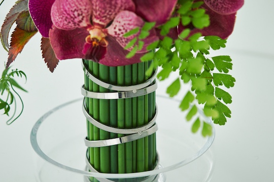 Plant Jewel Flower Arrangement Decorative Stand