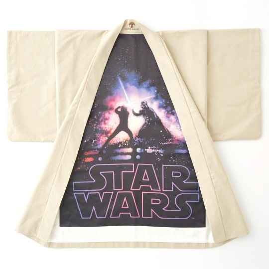 Star Wars Haori Japanese Jacket