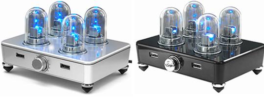 USB Vacuum Tube Amp Speaker