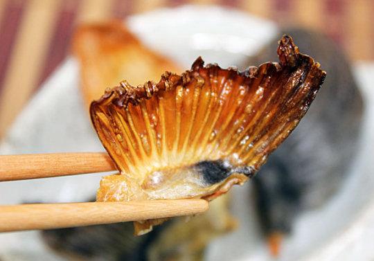 Torafugu Tiger Pufferfish Grilled Fin (10 Pack)