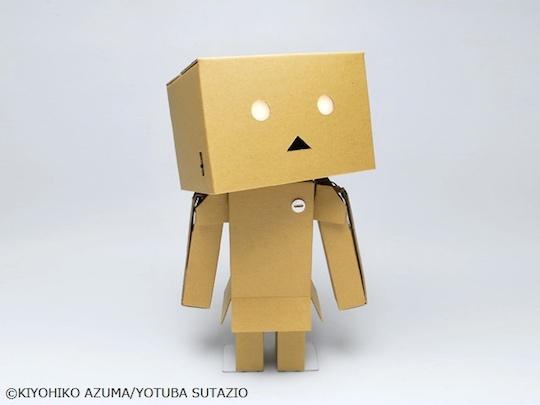Danboard the Robot