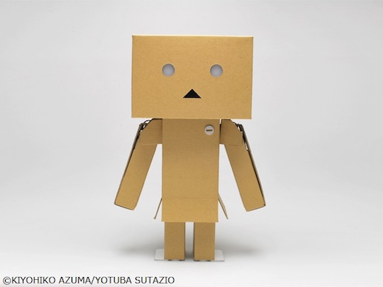 Danboard the Robot