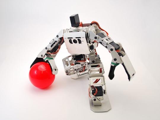 Robovie Nano Robot Kit
