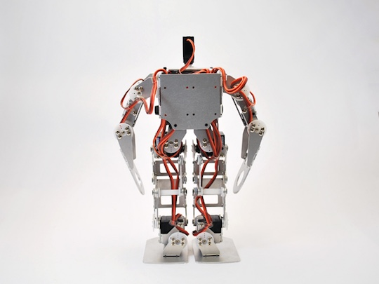 Robovie Nano Robot Kit