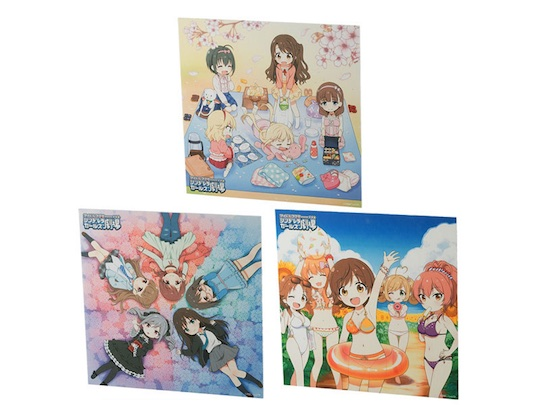 The Idolmaster Cinderella Girls Danbocchi Soundproof Booth