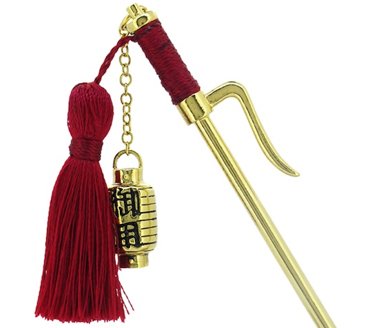 Wargo Nippon Jiite Lantern Kanzashi Hairpin