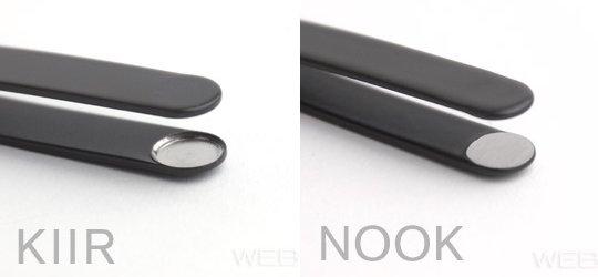 Nook & Kiir Tweezers
