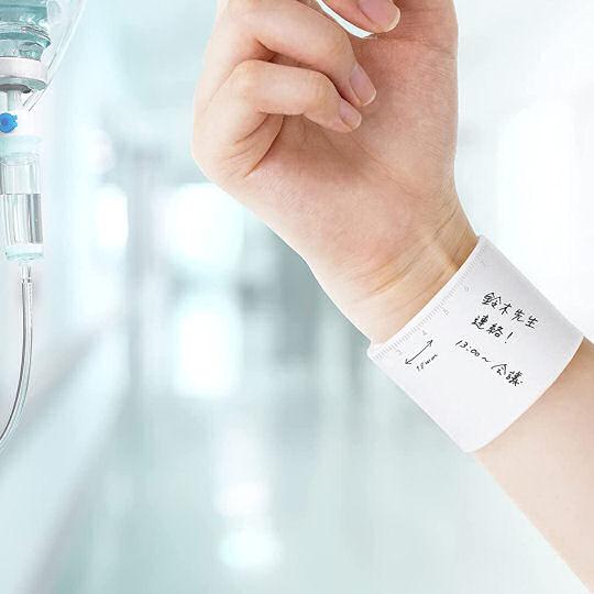 WEMO Antibacterial Wearable Memo Pad