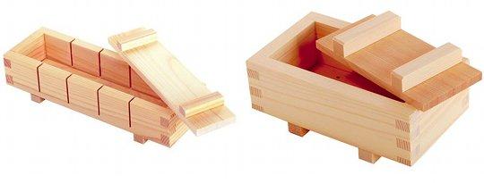 Oshizushihako Box