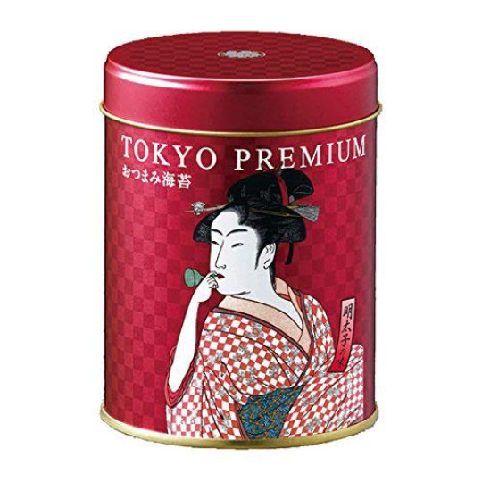 Yamamoto Nori Kabuki, Ukiyoe Seaweed Cans