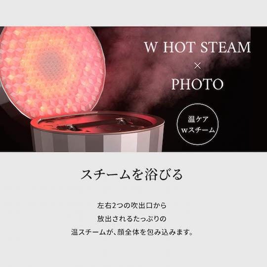 Ya-Man Moisturizing Facial Photo-Steamer