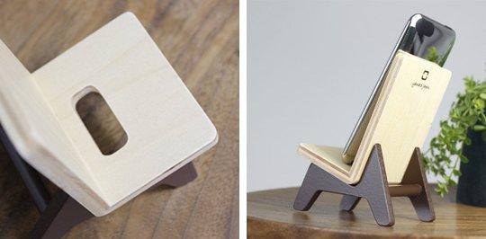 Lehnstuhl iPhone-Ständer