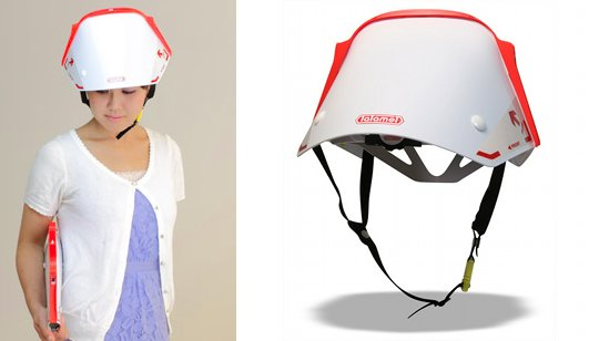 Tatamet Designer Foldable Safety Helmet