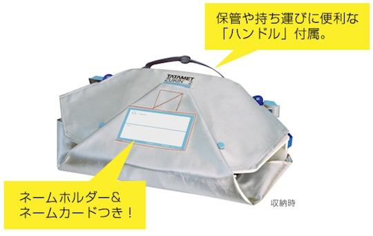 Tatamet Zukin 2 Disaster Hood