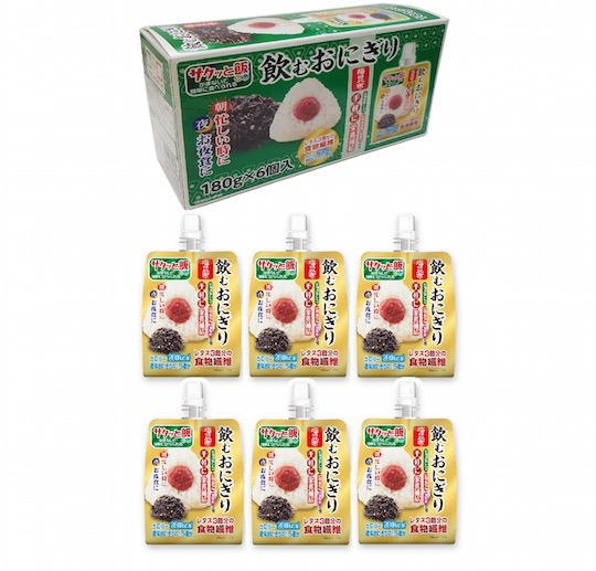 Drinkable Rice Ball (6 Pack)