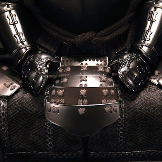 Batman Yoroi Samurai Armor Display Set