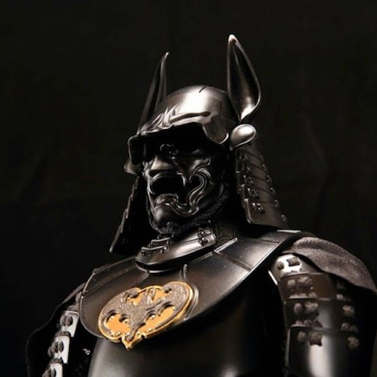 Batman Yoroi Samurai Armor Display Set