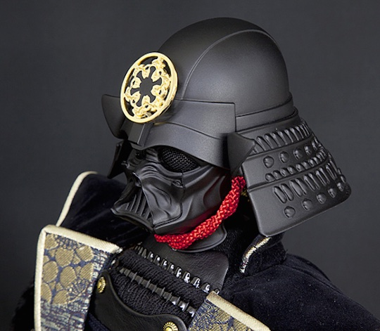 Darth Vader Samurai Warrior Doll