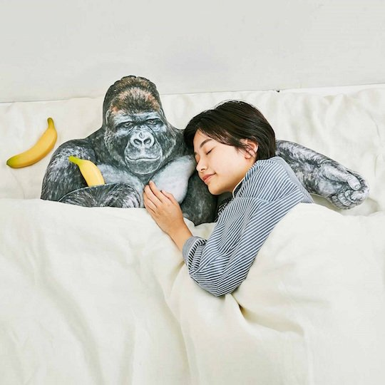 Shabani Gorilla Arm Pillow