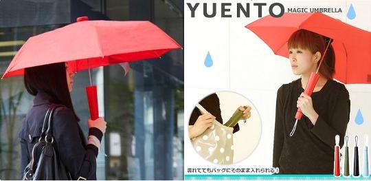 Yuento Magic Umbrella