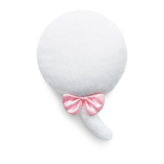 Qoobo Robotic Cat Tail Pillow Marie