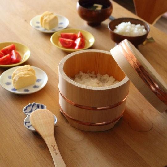 Edo Bitsu 15C Rice Container