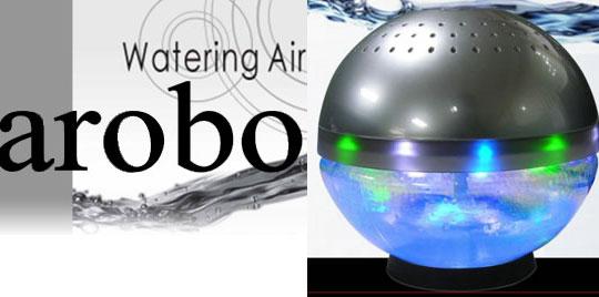 japan trend shop arobo wasser luftreiniger. Black Bedroom Furniture Sets. Home Design Ideas