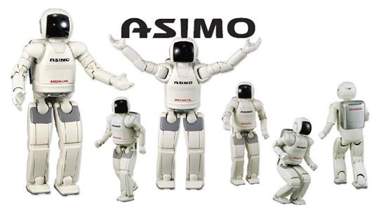 Honda ASIMO 1/8 Scale Figure Robot