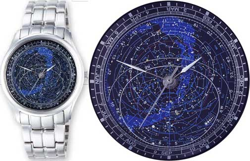 Citizen Astrodea Celestial Watch 2007 Small Edition