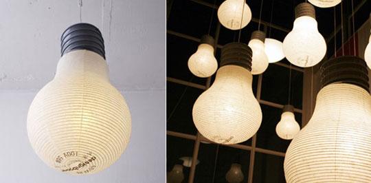 Bulb Lantern - DesignBoom