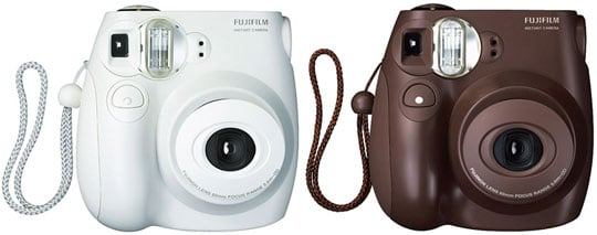 Instax Mini 7S - Cheki Camera from Fujifilm