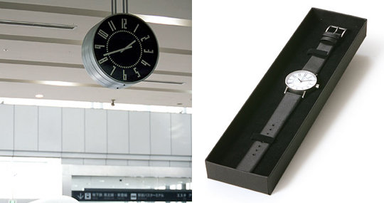 Eki train station Watch