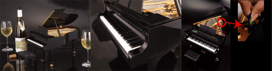 Grand Pianist piano by Sega Toys