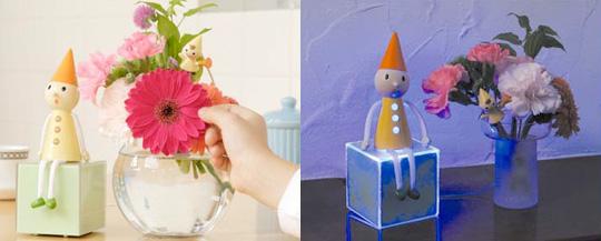 Hanakotoba plant communication doll