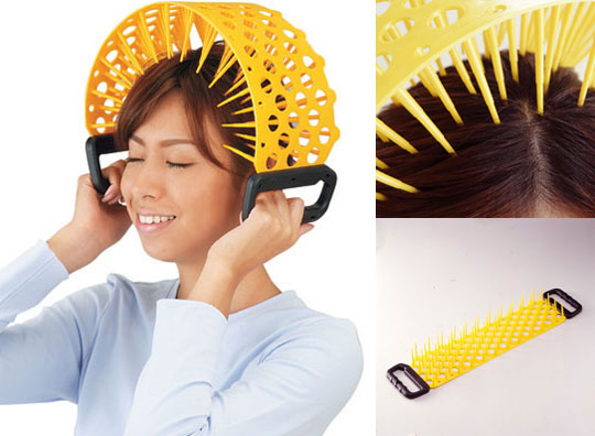 Japan Trend Shop Head Kenzan Japanese Massager