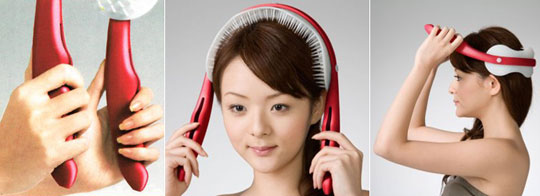Head Refresher massage device