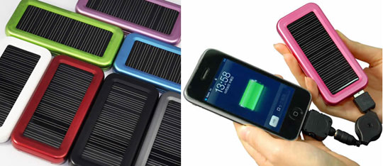 iCharge ECO DX solar power pack