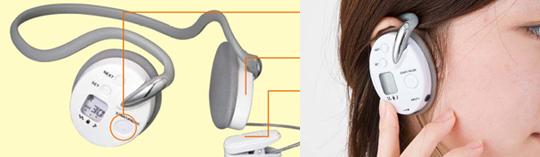Karada Trainer Kopfhörer