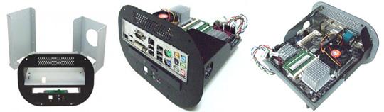 M4125 Maid PC computer case