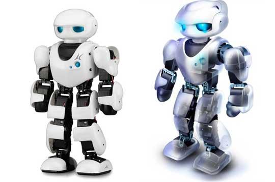 japan trend shop roboter set manoi at01. Black Bedroom Furniture Sets. Home Design Ideas