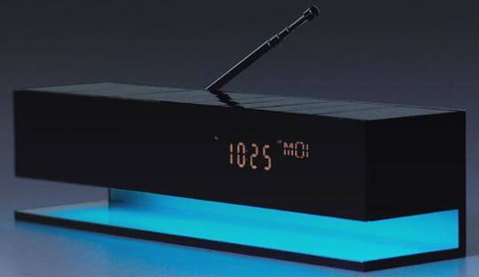 Monteal Clock Radio From Takumi Japan Trend Shop
