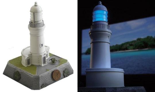 Omaezaki Japanese Lighthouse Model
