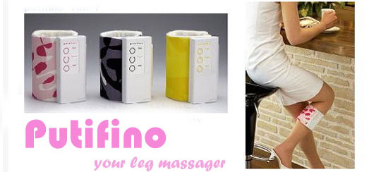 Putifino - Portable Air Leg Massager