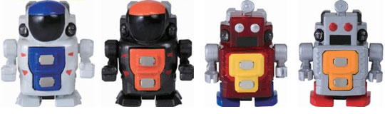 ROBO-Q mini robot from Takara Tomy